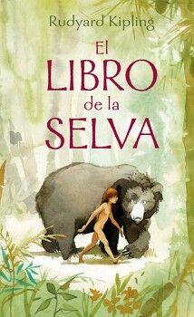 LIBRO DE LA SELVA, EL         -CLASICOS-                    (JUV)