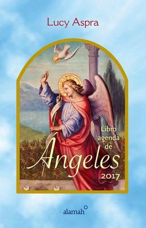 LIBRO AGENDA DE ANGELES 2017