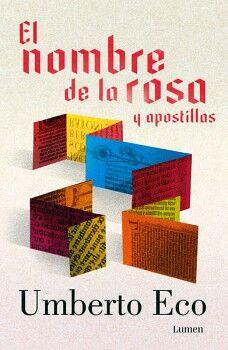 NOMBRE DE LA ROSA Y APOSTILLAS, EL