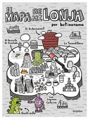MAPA DE MI LONJA, EL