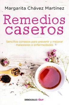 REMEDIOS CASEROS                     (DEBOLSILLO/CLAVE)