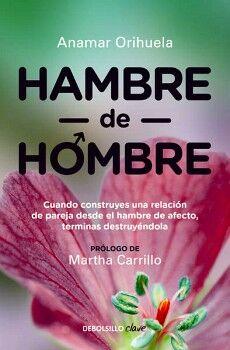 HAMBRE DE HOMBRE                     (DEBOLSILLO/CLAVE)