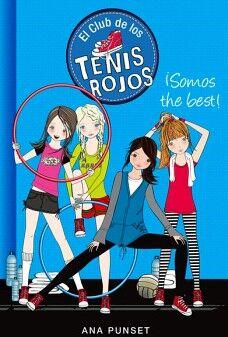 CLUB DE LOS TENIS ROJOS 4, EL ¡SOMOS THE BEST!