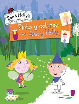 BEN & HOLLYS -PINTO Y COLOREO CON BEN Y HOLLY-