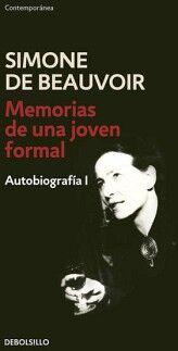 MEMORIAS DE UNA JOVEN FORMAL        (DEBOLSILLO/CONTEMPORANEA)