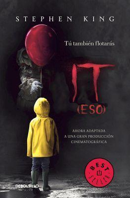 IT (ESO) -PORTADA DE PELICULA/EMP.-  (DEBOLSILLO)