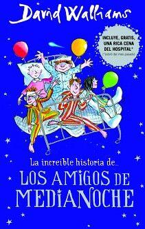 INCREIBLE HISTORIA DE...LOS AMIGOS DE MEDIA NOCHE