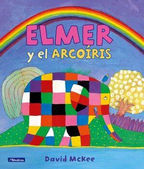 ELMER Y EL ARCOIRIS                  (EMPASTADO/4+ AÑOS)