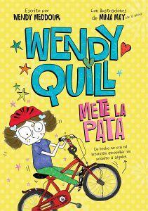WENDY QUILL -METE LA PATA-