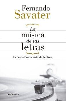 MUSICA DE LAS LETRAS, LA            (DEBOLSILLO)