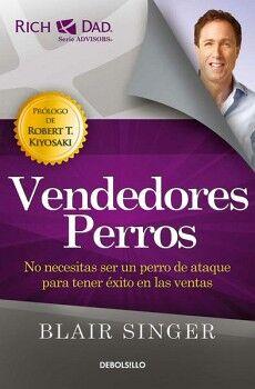 VENDEDORES PERROS                   (DEBOLSILLO)