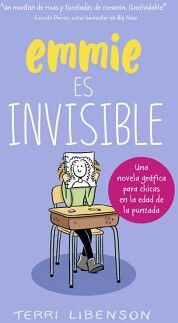 EMMIE ES INVISIBLE                   (INFANTIL)