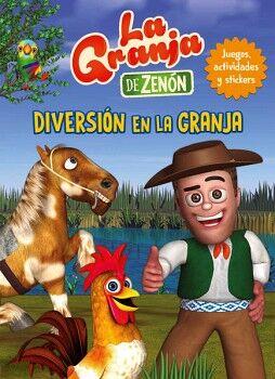 GRANJA DE ZENON, LA -DIVERSION EN LA GRANJA- (C/STICKERS)