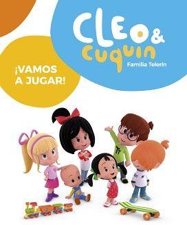 CLEO & CUQUIN -¡VAMOS A JUGAR!-