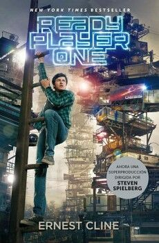 READY PLAYER ONE (PORTADA DE PELICULA)