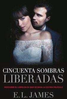 CINCUENTA SOMBRAS LIBERADAS   (III) (PORTADA DE PELICULA)