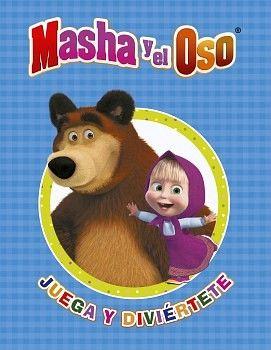 MASHA Y EL OSO -JUEGA Y DIVIERTETE-