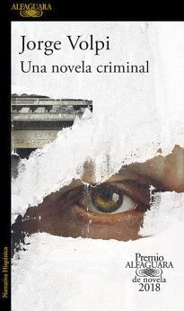 UNA NOVELA CRIMINAL                       (NARRATIVA HISPANICA)