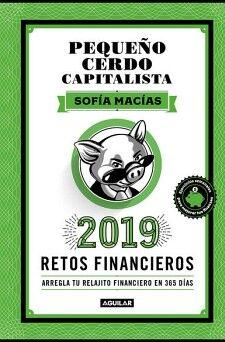 PEQUEÑO CERDO CAPITALISTA 2019 -RETOS FINANCIEROS- (LIBRO AGENDA)