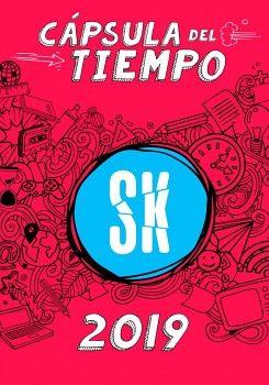 CAPSULA DEL TIEMPO 2019                (LIBRO AGENDA/CON ESPIRAL)