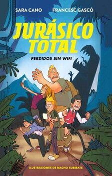 JURASICO TOTAL -PERDIDOS SIN WIFI-