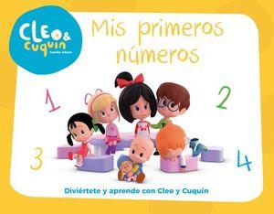 CLEO & CUQUIN -MIS PRIMEROS NUMEROS-