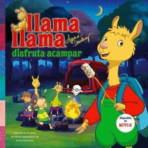 LLAMA LLAMA -DISFRUTA ACAMPAR-            (2+ AÑOS)