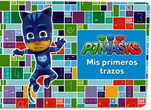 PJMASKS -MIS PRIMEROS TRAZOS-