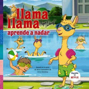 LLAMA LLAMA -APRENDE A NADAR-             (2+ AÑOS)