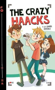 THE CRAZY HAACKS -Y LA CAMARA DE LO IMPOSIBLE-