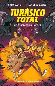 JURASICO TOTAL 3 -DE CHAMACOS A HEROES -