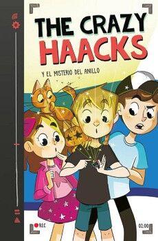 THE CRAZY HAACKS -Y EL MISTERIO DEL ANILLO-