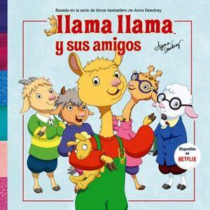 LLAMA LLAMA Y SUS AMIGOS