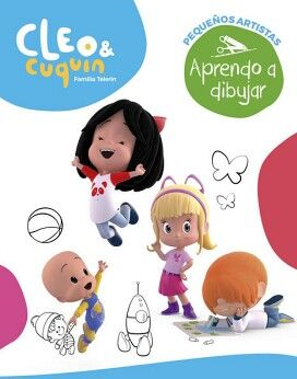 CLEO & CUQUIN -APRENDO A DIBUJAR-