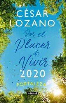 POR EL PLACER DE VIVIR 2020 -FORTALEZA-  (LIBRO AGENDA/EMP.