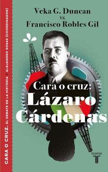 LAZARO CARDENAS -CARA O CRUZ-