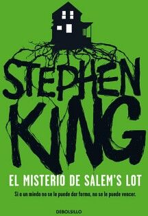 MISTERIO DE SALEM'S LOT, EL          (DEBOLSILLO)