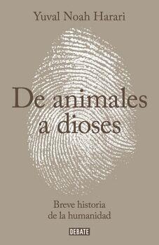 DE ANIMALES A DIOSES                     (ED. ESPECIAL EMPASTADO)
