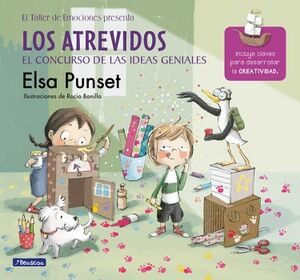 ATREVIDOS, LOS -CONCURSO DE LAS IDEAS GENIALES-
