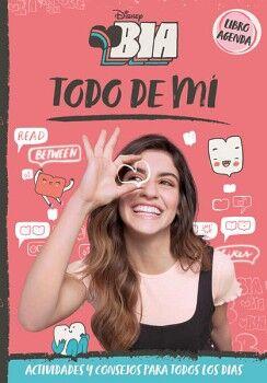 BIA -TODO DE MI- (LIBRO AGENDA)