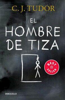 HOMBRE DE TIZA, EL                   (DEBOLSILLO)
