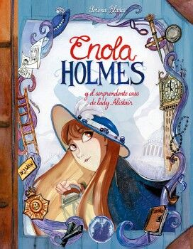 ENOLA HOLMES -Y EL SORPRENDENTE CASO DE LADY- (2) (B DE BLOK)