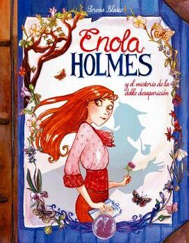 ENOLA HOLMES -Y EL MISTERIO DE LA DOBLE- (1) (B DE BLOK)