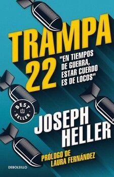 TRAMPA 22 -EN TIEMPOS DE GUERRA-          (DEBOLSILLO)