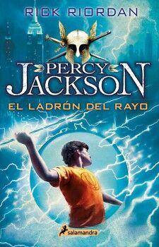 PERCY JACKSON (1) -EL LADRON DEL RAYO-