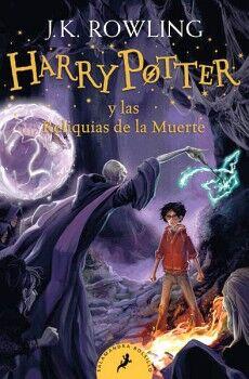 HARRY POTTER (7) -Y LAS RELIQUIAS DE LA MUERTE- (RUSTICO/BOLS.)
