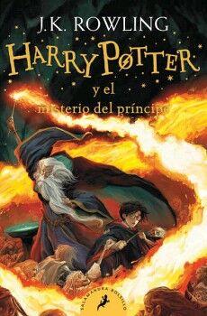 HARRY POTTER (6) Y EL MISTERIO DEL PRINCIPE (RUSTICO/BOLSILLO)