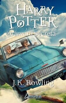 HARRY POTTER (II) -Y LA CAMARA SECRETA-   (RUSTICO)
