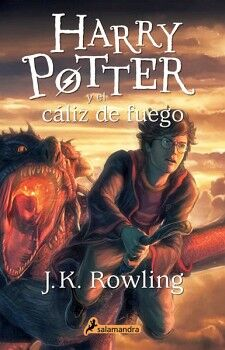 HARRY POTTER (IV) -Y EL CALIZ DE FUEGO-   (RUSTICO)