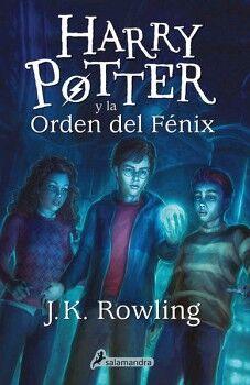 HARRY POTTER (V) Y LA ORDEN DEL FENIX (RUSTICO)